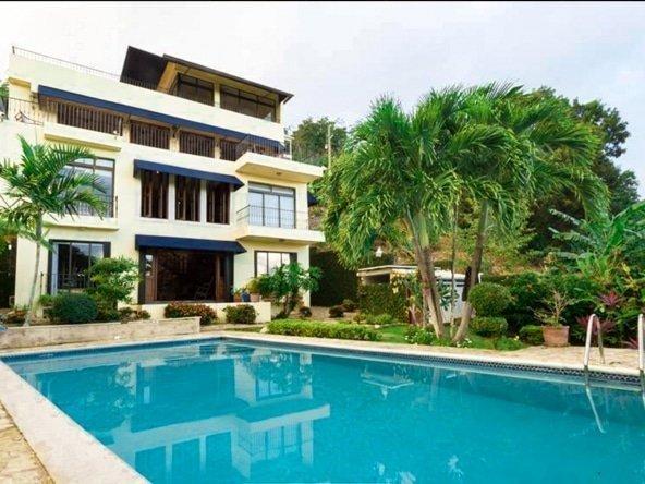 Casa Villa en venta puerto plata hermosa vista a toda la costa bienes raices