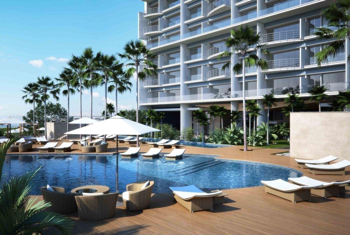 bienes raíces torre apartamentos condominios cap cana punta cana venta propiedades confotur república dominicana