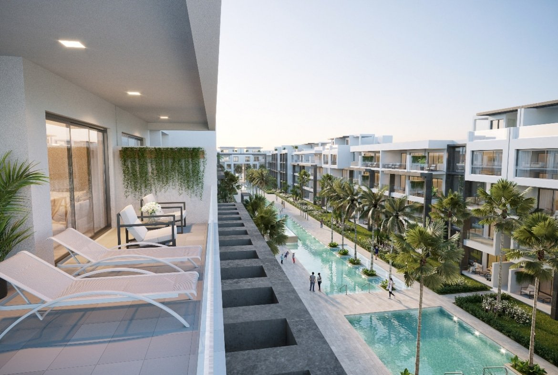Bienes Raíces, Venta Apartamentos proyectos Bavaro Punta Cana